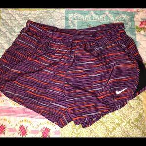 "Nike running 3"" short- size: S"